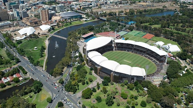 City West Car Park Adelaide